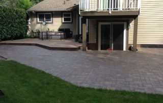 Backyard Rebuild After Landscaping Design & Installation