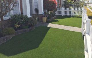 Entry Garden Installation & Maintenance